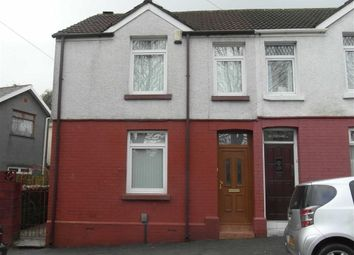 Thumbnail 3 bedroom end terrace house for sale in Heol Y Cnap, Treboeth, Swansea