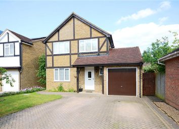 Thumbnail 4 bedroom detached house for sale in Wield Court, Lower Earley, Reading