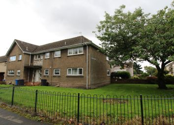 Thumbnail 2 bed flat for sale in Broomlands Drive, Irvine