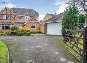 4 bed detached house for sale in Bestwood Lodge Drive, Arnold, Nottingham NG5