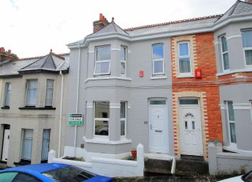 Thumbnail 3 bed terraced house for sale in Kinross Avenue, Plymouth