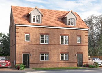 "Thumbnail 4 bed semi-detached house for sale in ""The Ulbridge Semi"" at Chilton, Ferryhill"