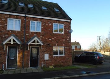Thumbnail 3 bed semi-detached house to rent in The Chase, Bedlington