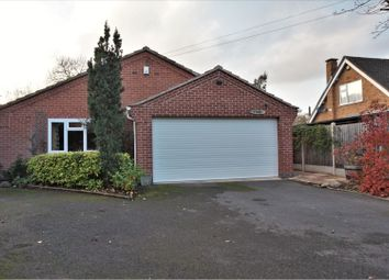Thumbnail 3 bed detached bungalow for sale in West Street, Blaby