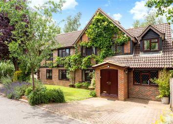 Thumbnail 6 bedroom detached house for sale in Fox Dene, Godalming, Surrey