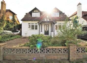 Thumbnail 5 bed detached house for sale in Connaught Road, New Malden