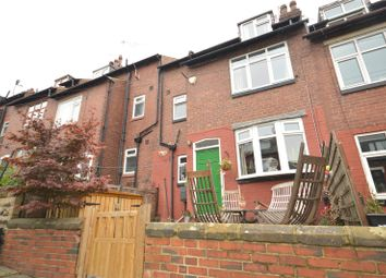 Thumbnail 3 bed terraced house for sale in Norman Grove, Kirkstall, Leeds