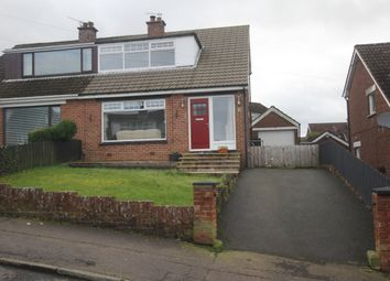 Thumbnail 3 bedroom semi-detached house for sale in Ravelston Drive, Newtownabbey
