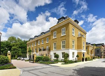Thumbnail 4 bedroom town house for sale in Brewery Gate, Twickenham