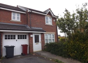 Thumbnail 3 bed link-detached house to rent in Besant Close, Guide, Blackburn