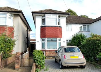 Thumbnail 2 bed maisonette for sale in St. Philips Avenue, Worcester Park