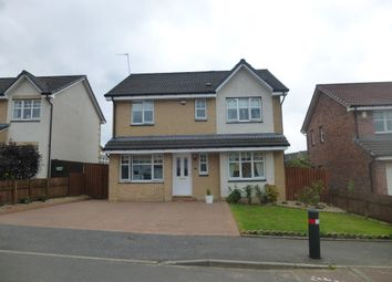 Thumbnail 4 bed detached house for sale in Locher Walk, Coatbridge