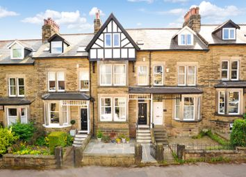 Thumbnail 5 bed town house for sale in Glebe Road, Harrogate