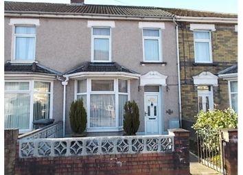 Thumbnail 2 bed terraced house for sale in Cobden Street, Cross Keys, Newport