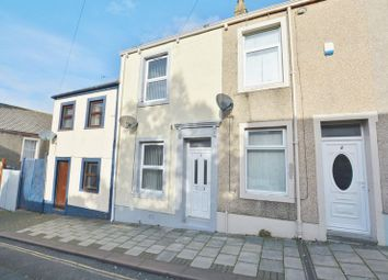 Thumbnail 2 bedroom terraced house for sale in George Street, Maryport