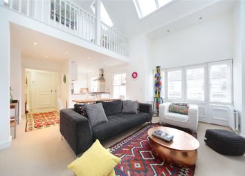 Thumbnail 3 bed flat to rent in Fullerton Road, Wandsworth, London