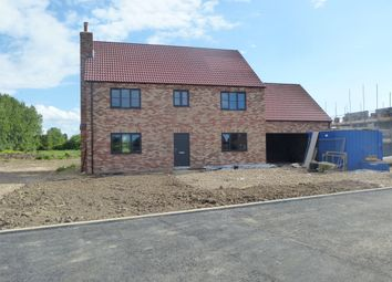 Thumbnail 4 bed detached house for sale in Church Road, Walpole St. Peter, Wisbech