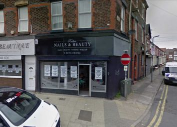 Retail premises to let in County Road, Walton, Liverpool L4