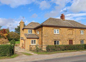 Thumbnail 3 bed semi-detached house for sale in Newtown, Toddington, Cheltenham