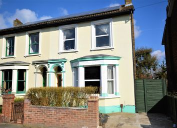 Thumbnail 3 bed semi-detached house for sale in Lyveden Road, Colliers Wood, London