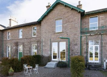 Thumbnail 3 bed terraced house for sale in Idvies, Forfar
