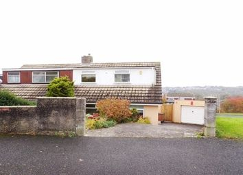 Thumbnail 3 bedroom semi-detached house to rent in Shirburn Road, Eggbuckland, Plymouth