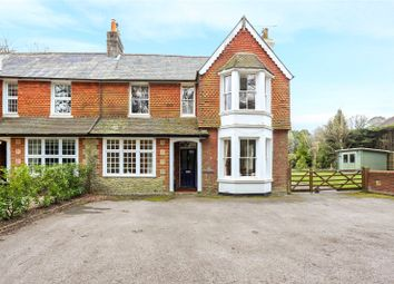 Thumbnail 4 bed semi-detached house for sale in Malvern Road, Hill Brow, Liss, Hampshire