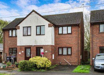 Thumbnail 2 bed semi-detached house to rent in School Road, Durrington, Salisbury