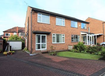 Thumbnail 3 bed semi-detached house for sale in Orford Road, Prestwich, Manchester