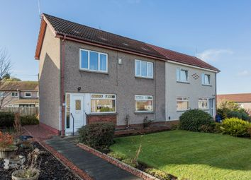 Thumbnail 2 bed semi-detached house for sale in 8 Cardell Avenue, Paisley