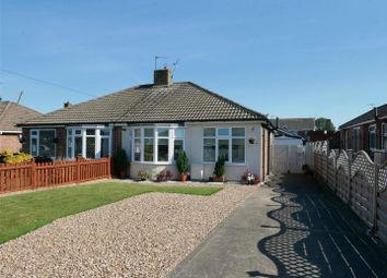 2 bed semi-detached bungalow for sale in Beech Glade, Huntington, York YO31