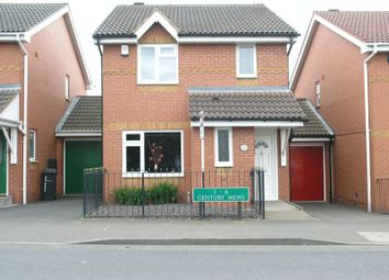 Thumbnail 3 bed link-detached house for sale in Century Mews, Cradley Heath