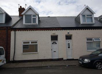 Thumbnail 3 bed cottage to rent in Ravensworth Street, Sunderland