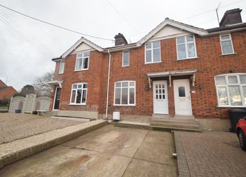 Thumbnail 3 bed terraced house for sale in The Green, Hadleigh, Ipswich
