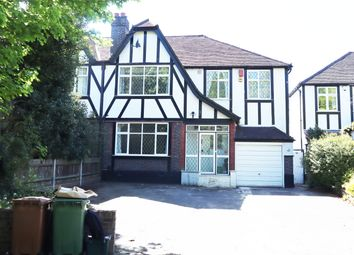 Thumbnail 5 bed semi-detached house to rent in Belmont Rise, Belmont, Sutton