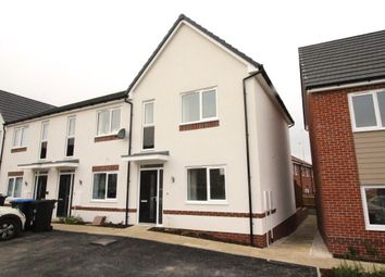 Thumbnail 2 bed semi-detached house to rent in Edwin Close, Rugby