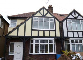 Thumbnail 1 bed semi-detached house to rent in Sandbourne Avenue, London, London