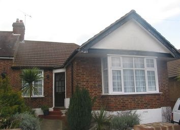 Thumbnail 3 bed bungalow to rent in Park Avenue, Potters Bar