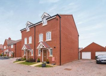 Thumbnail 3 bedroom semi-detached house for sale in Beauty Bank, Evesham, Worcestershire