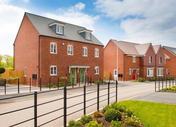 """Thumbnail 3 bedroom end terrace house for sale in """"Nugent"""" at Wedgwood Drive, Barlaston, Stoke-On-Trent"""