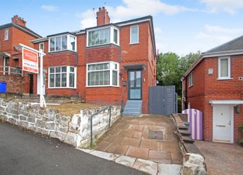 Thumbnail Semi-detached house to rent in Chamberlain Avenue, Penkhull, Stoke-On-Trent