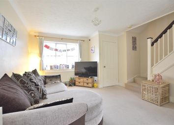 Thumbnail 2 bed terraced house to rent in Smallfield, Horley, Surrey