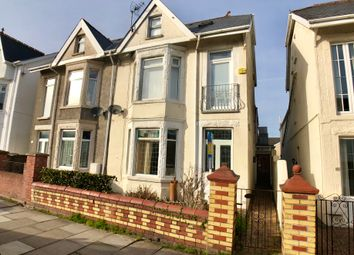 Thumbnail 2 bed flat to rent in Victoria Avenue, Porthcawl