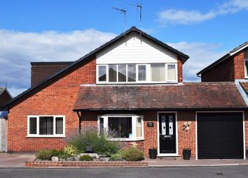Thumbnail 4 bed detached house for sale in Kinross Close, Nuneaton