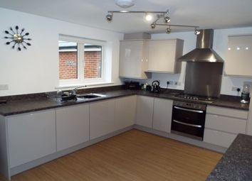 Thumbnail 4 bed property to rent in Malthouse Way, Worthing
