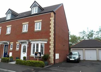 Thumbnail 4 bed end terrace house for sale in Tir Yr Yspyty, Bynea, Llanelli