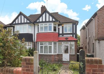Thumbnail 3 bed semi-detached house for sale in Jevington Way, London