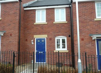 Thumbnail 2 bed terraced house to rent in Clapham Close, Swindon