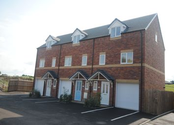 Thumbnail 2 bed end terrace house to rent in Taberna View, Woodseaves, Stafford