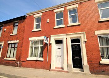 Thumbnail 3 bed terraced house for sale in Inkerman Street, Preston